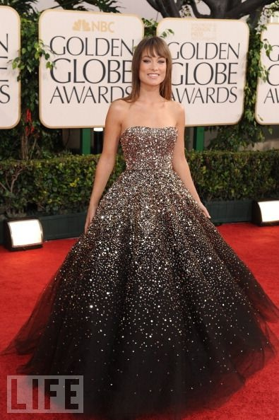 my favourite and best golden globe dress
