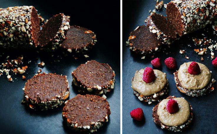 Glutenfria No Bake Kakor / Glutenfree No Bake Cookies http://www.evelinasekologiska.se/ Evelinas Ekologiska