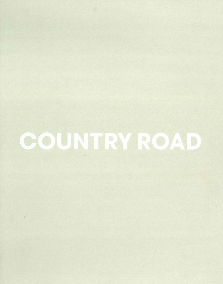 Country Road 2004 - Celebrating 40 years of modern Australian style for Woman, Man, Child and Home