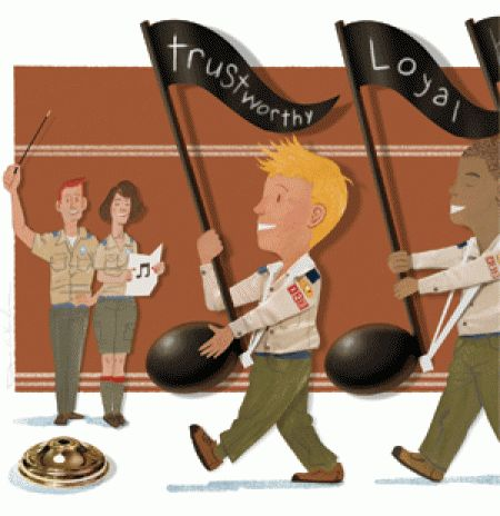 Tips for remembering scout law for Bobcat Rank requirement