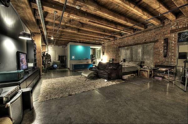 Coolest Vancouver Loft Apartment Ever Dream Home Pinterest
