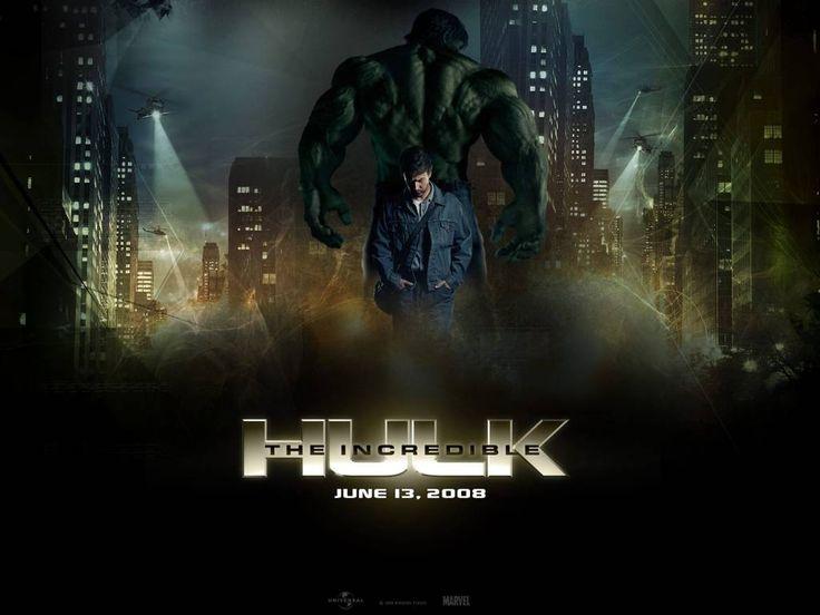 L'Incroyable Hulk (2008) - fond d'écran