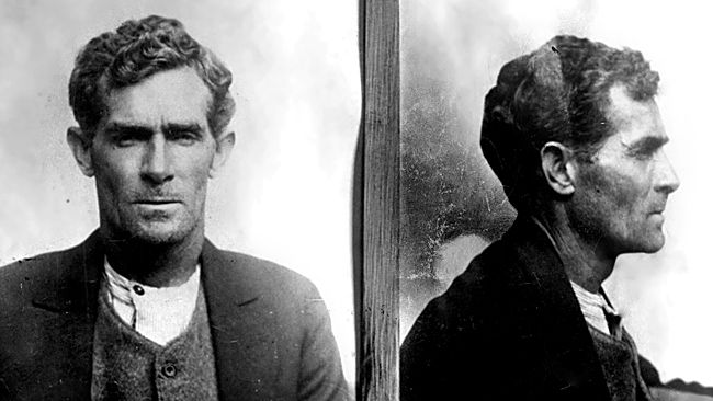 Angus Murray. Squizzy Taylor's accomplice hanged in old Melbourne Gaol.