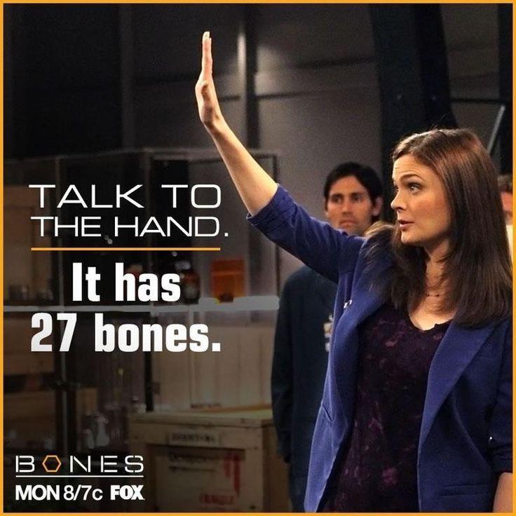 #Bones - #TemperanceBrennan