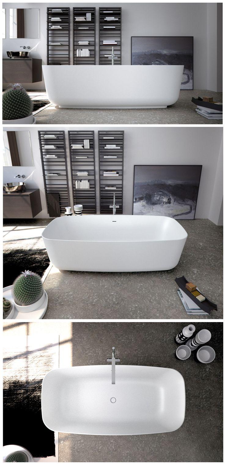Il primo #amore… non si scorda mai!  KALLA #vasca da #bagno » www.signweb.it/prodotti/kalla-4/