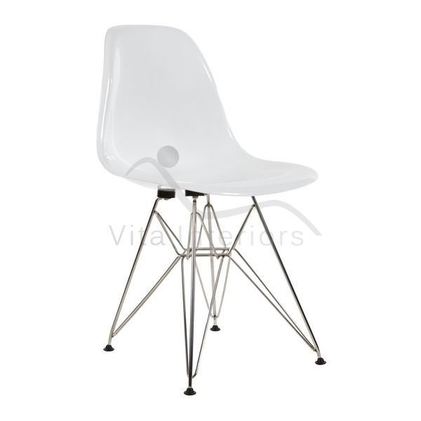 Buy Reproduction Furniture: Eames DSW Chair | Vita Interiors