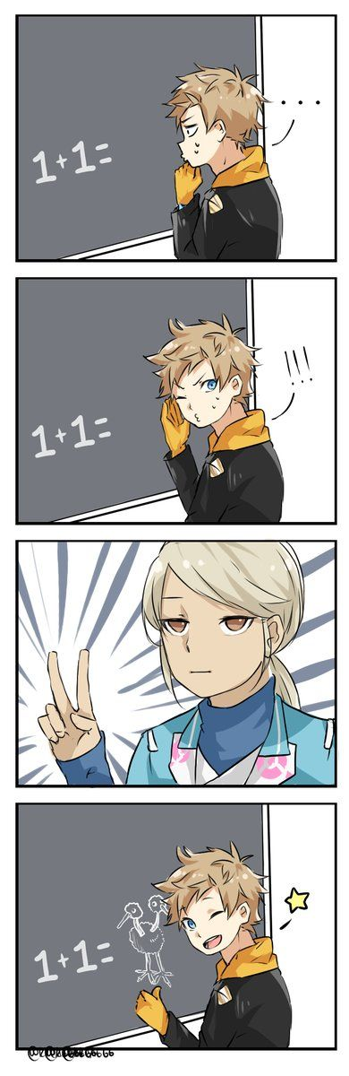 Candela: oh Spark. Blanche: why must you be this way... Spark: *sad* Candela: BLANCHE YOU MADE HIM CRY!