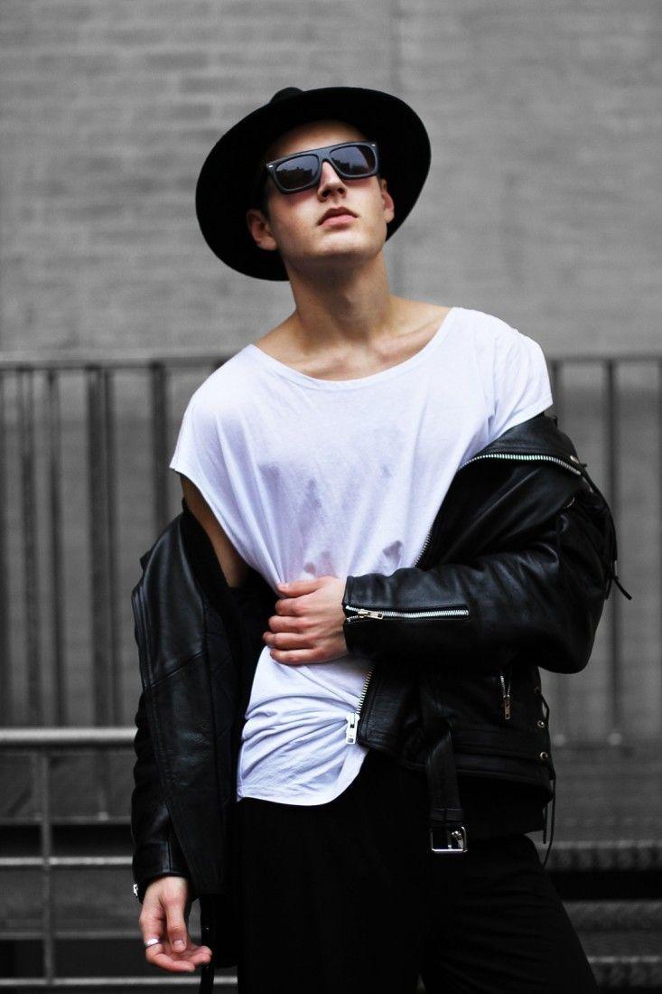 Patrick Pankalla wearing STROEM.  #Fashion #Men #STROEM