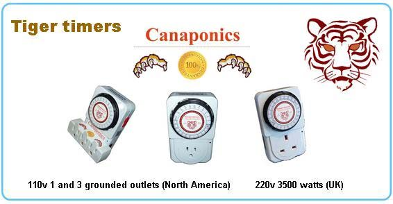 Best aeroponic timers