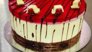 Recipe: Jelly Tip cheesecake from Glamour Cake | Stuff.co.nz