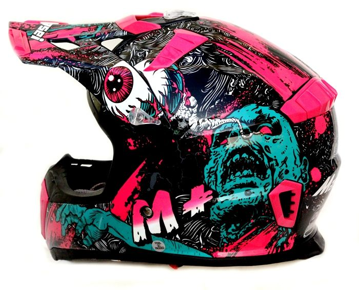 Masei M Pink Frankenstein Monster 316 Atv Motocross