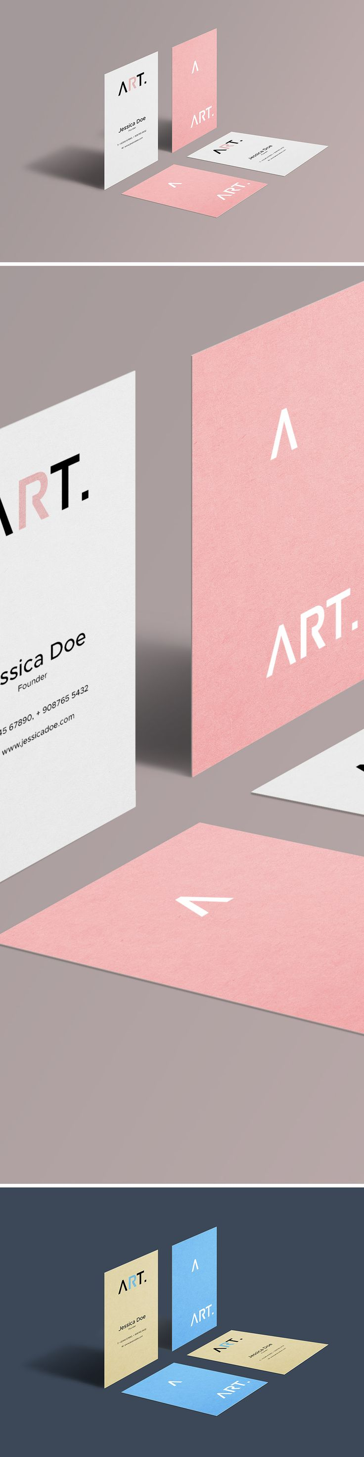 In need of business card mockup? Check this Perspective Business Card Mockup Free Template we bring you today! This mockup allows you to customize according to your needs thanks to the smart objects included. Let's grab it and showcase your branding or personal identity in professional way.