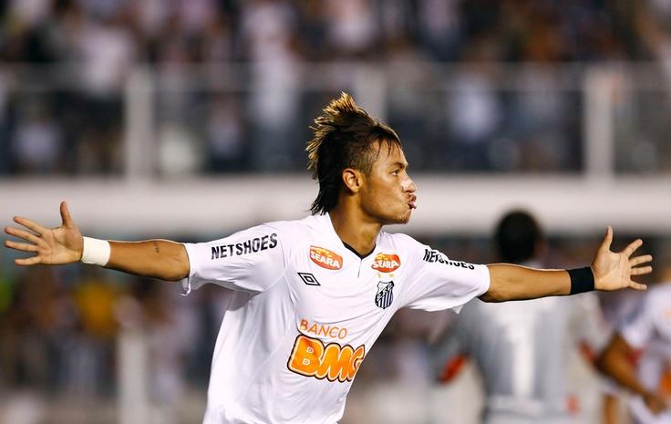 Santos 3 x 1 Internacional (Libertadores 2012)