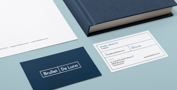Appart_ designed the visual identity for Brullet De Luna, a referential architectural studio in Barcelona.Appart_ had the opportunity to develop its visual identity to reflect the idea that the company is formed by a duo of distinctive architects, using the language of space and lines to suggest blueprint-like plans. The branding has a beautifully modern …