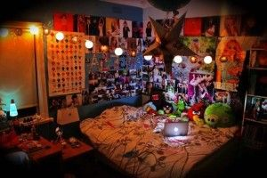 Ideas About Emo Bedroom On Pinterest Emo Room - emo bedroom ideas for teens