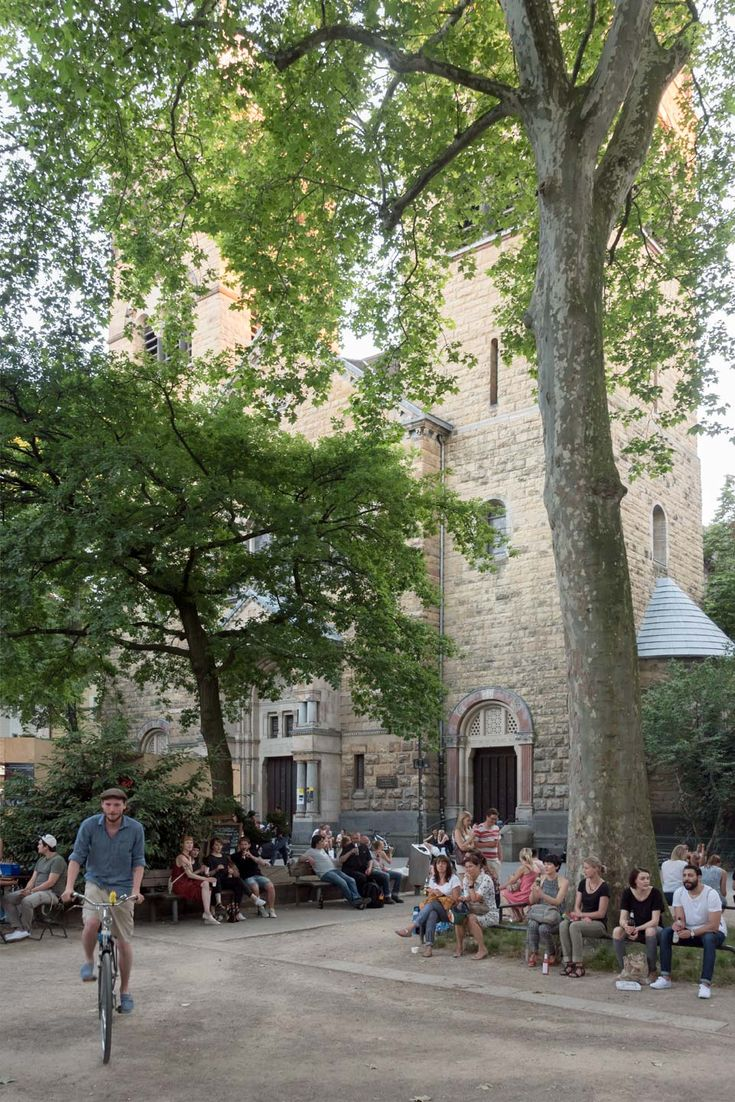 Belgisches Viertel Köln. Foto: Martin Gaissert, Architekturfotografie Köln