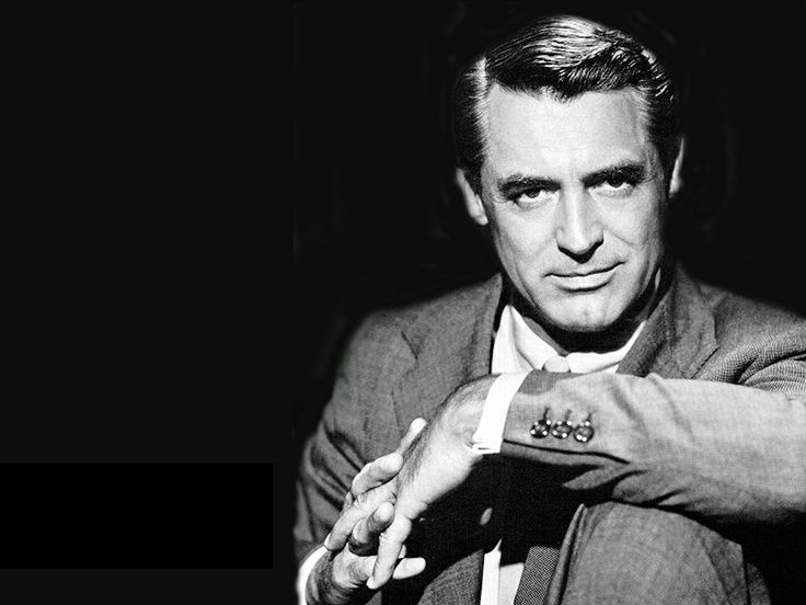 There's nobody like good ole Cary Grant.