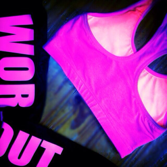 Workout tights from hush active wear