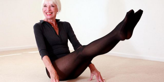 You'll Love This 82-Year-Old Barre Instructor's Tips for Healthy Aging