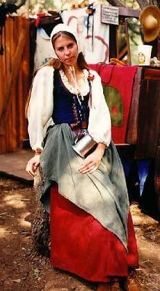 Ren Faire: Costumes