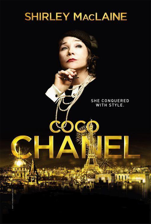 Coco Chanel (film) - Shirley MacLaine