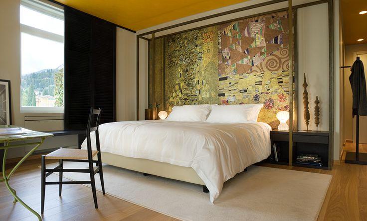 Klimt-Design im Large Room