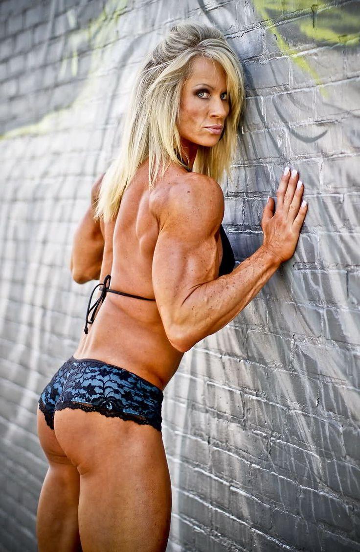 More of top IFBB Pro Bodybuilder Lisa Giesbrecht. Have you ...