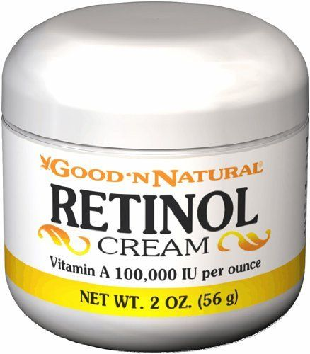 retinol cream vitamin a 100 000 iu per ounce 2 oz by good 39 n natural. Black Bedroom Furniture Sets. Home Design Ideas