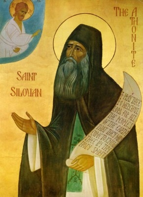St. Silouan the Athonite (Russian) - (1SI22)