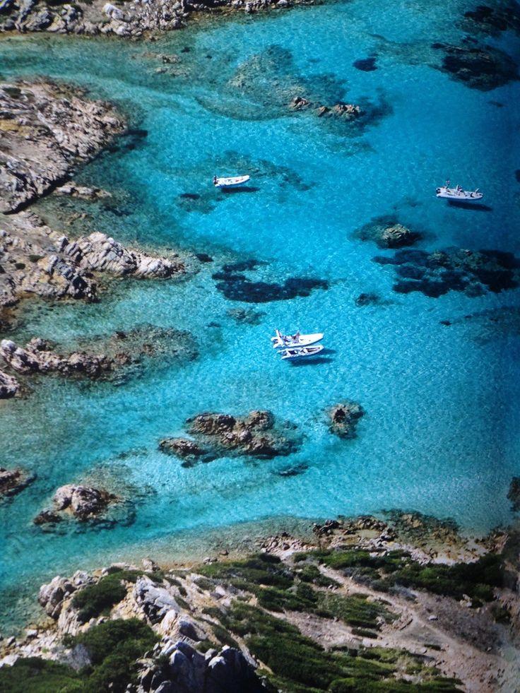 Costa Smeralda.Sardinia. Italy