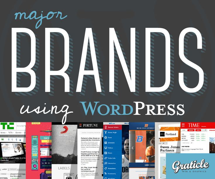 Don't all WordPress websites look the same? Nope.  Not convinced? Let me explain.