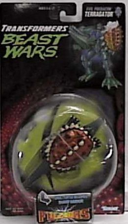 Beast Wars Transformers Fuzors Terragator Transformer Action Figure