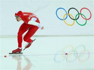 Sochi 2014 Day 2 - Speed Skating Men's 5000m