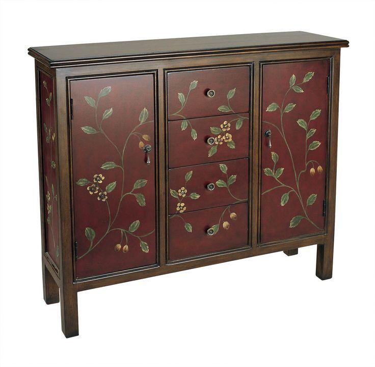 Best Urban Accent 4 Drawers 2 Doors Cabinet 99473 Memphis 400 x 300