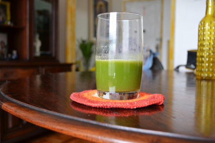 Goodies naturebas: Suco verde | Pimenta e Limao