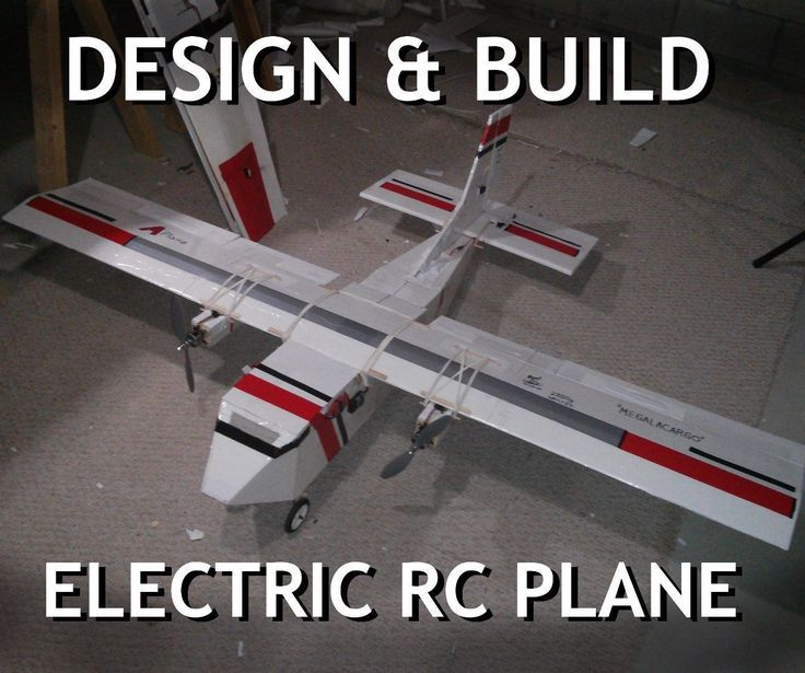 Here, I will show you how I made my twin motor RC airplane with a 75in (6.25ft) wingspan. These instructions will show you the basic ideas you need to think about and do when designing and building any RC Airplane.