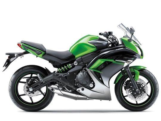 Kawasaki ER-6f (2016)   – Kawasaki –   #ER6f #Kawasaki