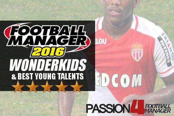 Best Football Manager 2016 Wonderkids [800+ Under-21 Talents]