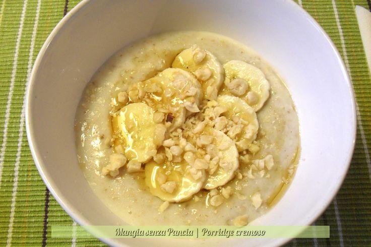 Porridge cremoso, ricetta anglosassone