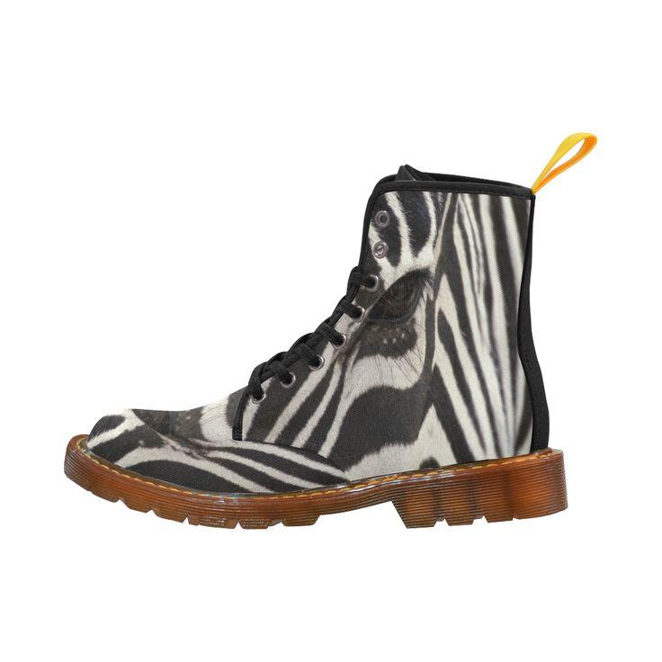 Zebra Martin Boots For Men Model 1203H