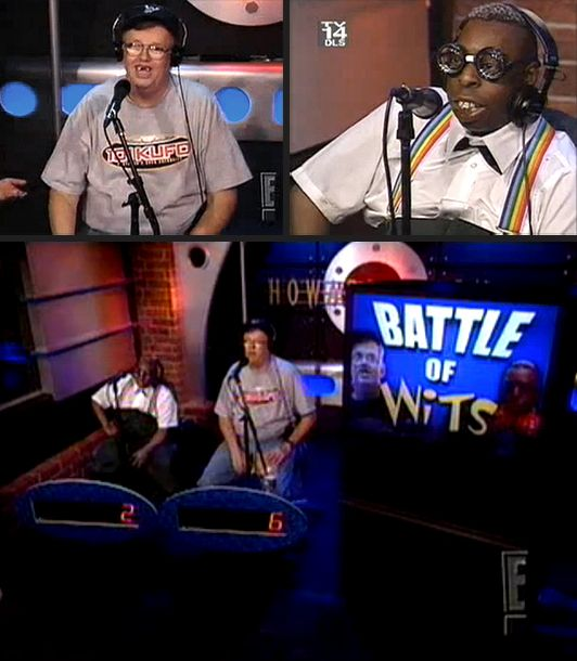 Howard stern e show anal ring toss uncensored 3