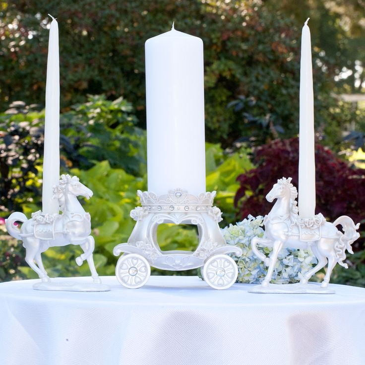 Once Upon A Time  Fairy Tale Wedding Candle Stand & 106 best Outdoor Wedding Lighting images on Pinterest | Outdoor ... azcodes.com