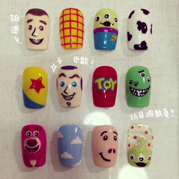nails :: Toy Story