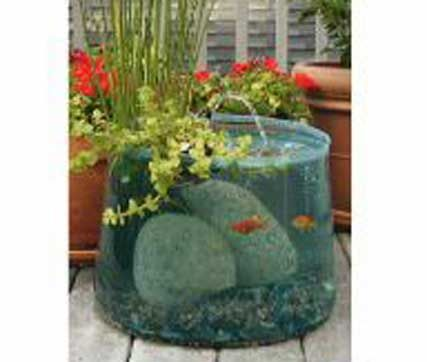 Pop Up Pond 106 liter