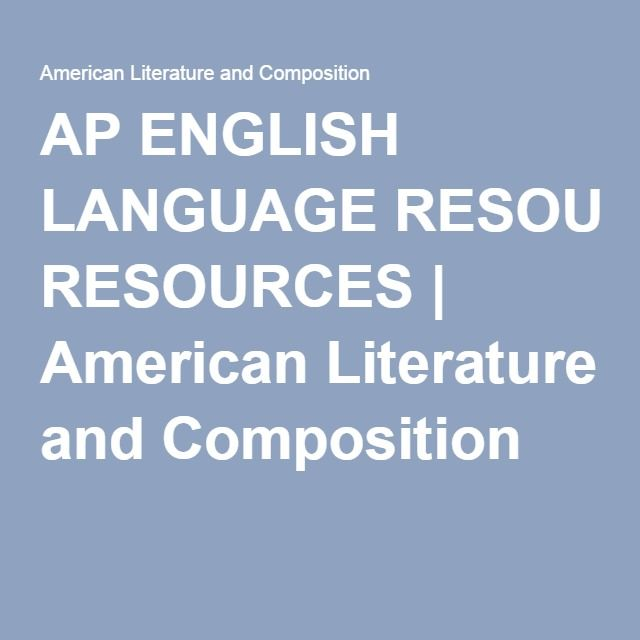 ap american literature essay prompts Ap ® english literature and composition write an essay in which you analyze how the complex attitude of the speaker is developed through such devices as.