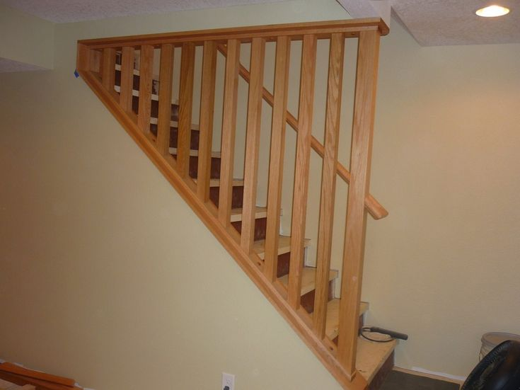 Basement Stair Railing Height   Basements Are An Significant Part Most  Homes. They Are Usually Used As Space At Which Essential Utility Things  Like The Hea