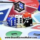 BoardGamesMaker.com BGM – Design your own #boardgames with matching #dices or just standard dice. #dice #hobbies #games