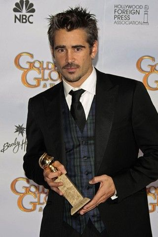 50 Sexiest Celebrity Men: Robert Pattinson, Johnny Depp, Zac Efron ...Colin Farrell