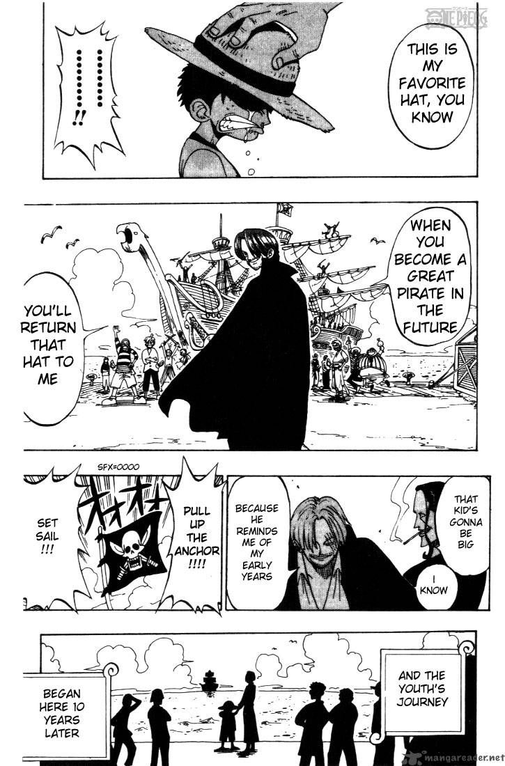 Pin by Alex Chung on Manga in 2020 One piece chapter