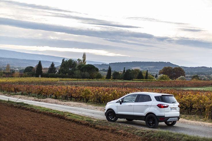 Essai auto : on a testé le Ford EcoSport - Image 2
